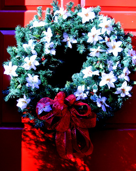 Christmas Wreaths designed by Deni Ellis