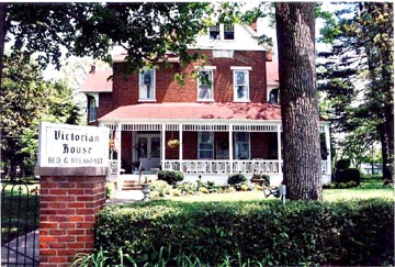 Victorian House Bed and Breakfast - Smiths Grove, Kentucky