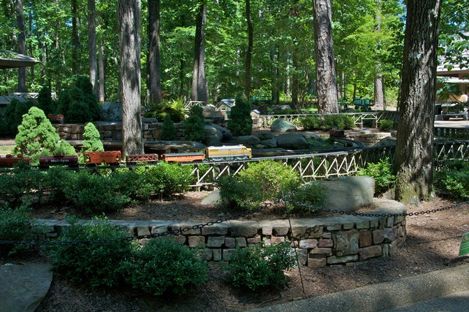 Spend The Day At Garvan Woodland Gardens In Hot Springs Arkansas
